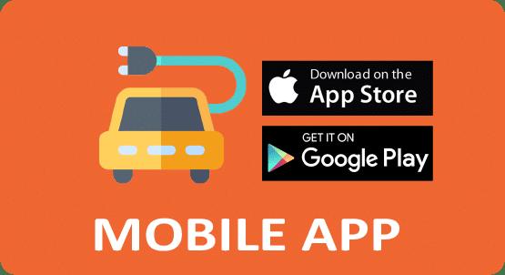 EV mobile app