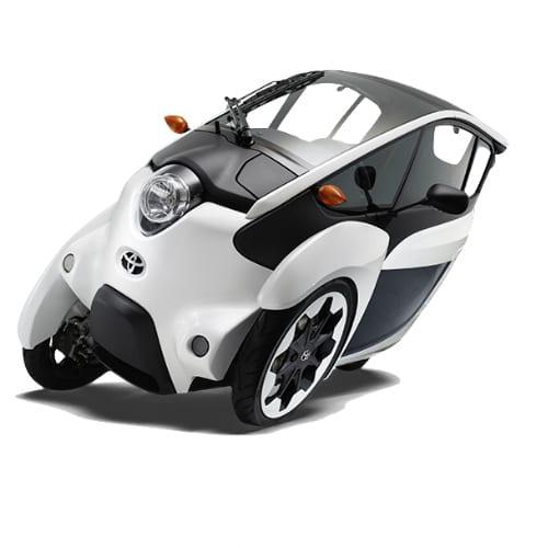 Toyota I Road