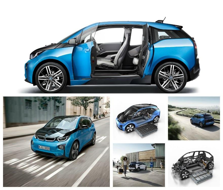 BMW i3 / BMW i3S / BMW i3 REx | Specs | Range