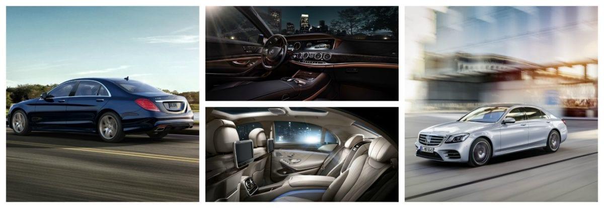Mercedes-Benz-S550e