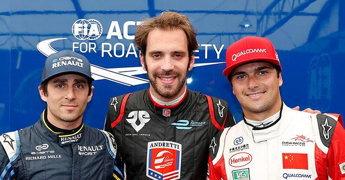 NEXTEV TCR Formula E Team