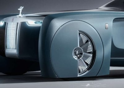 ROLLS ROYCE 103EX CONCEPT VEHICLE