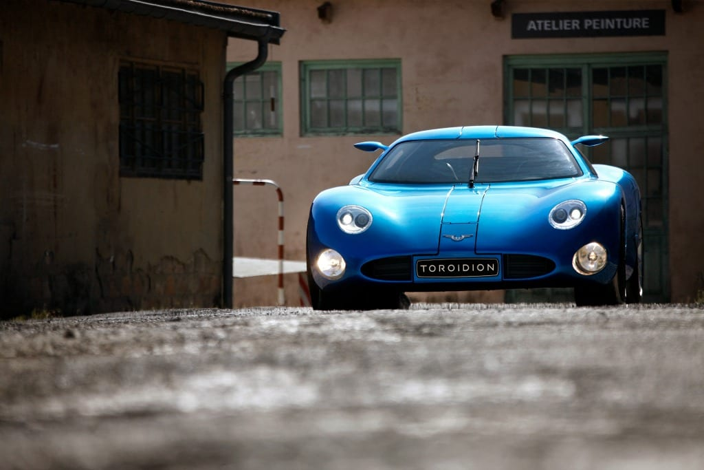 Toroidion-1MW pictures