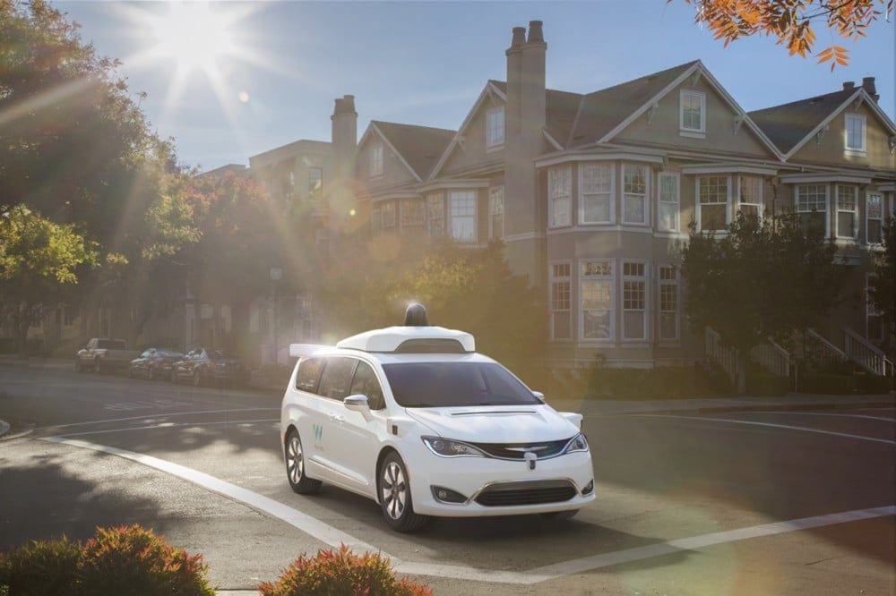 Waymo And Chrysler Unveil Self Driving Car The Pacifica Minivan Now Honda Wants