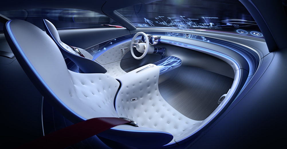 Mercedes Maybach 6 Concept Car
