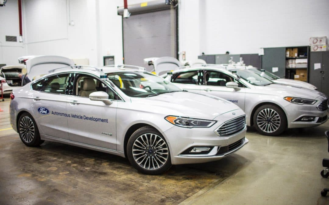 Ford updates its self-driving vehicles for first time in 3 years