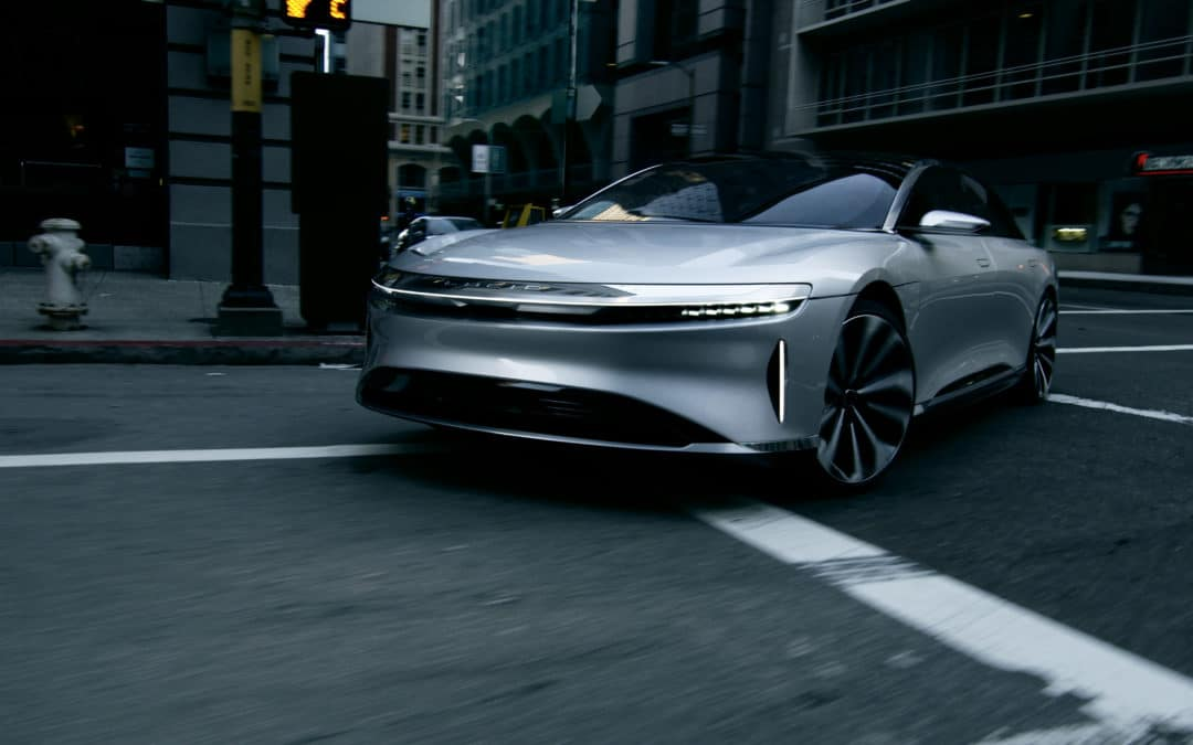 Lucid Air announces competitve price