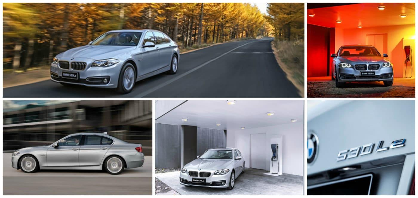 BMW-530Le