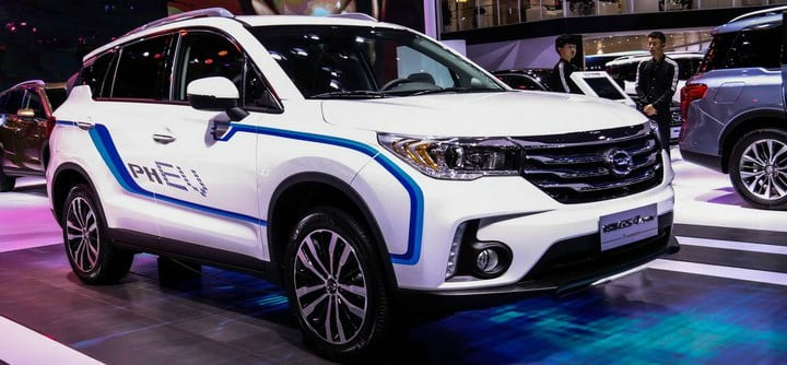 Introducing Chinese electric car brands – GAC Motors