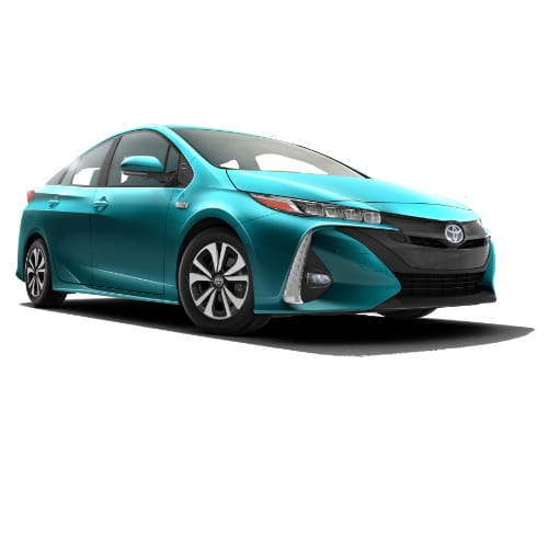 2020 Toyota Prius Prime: TOYOTA ELECTRIC CAR STRATEGY