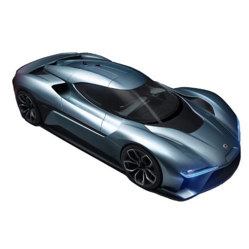 Nextev Unveils Nio Ep9 Supercar: NextEV Electric Car Strategy NextEV EV Models