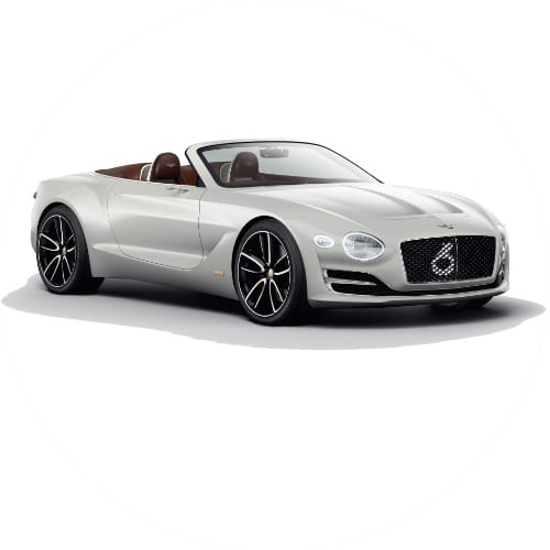 Bentley Electric Car Strategy