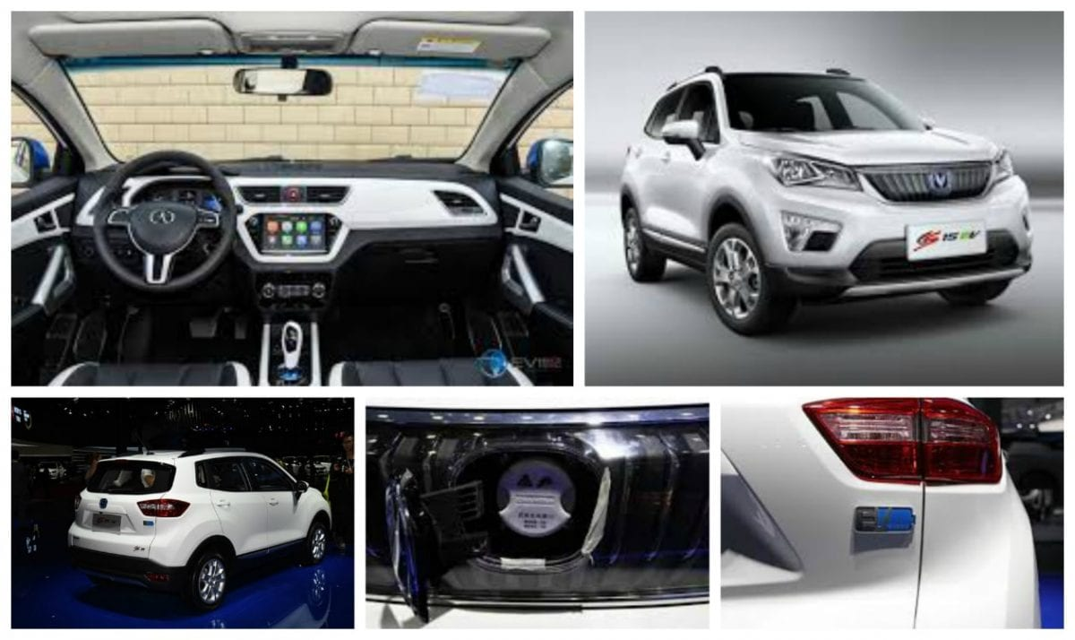 Changan-Cs15-ev-suv