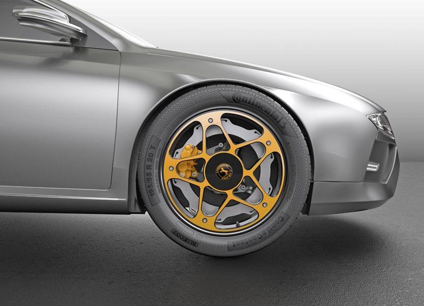 Continental-wheel-brake-tech-for-EVs