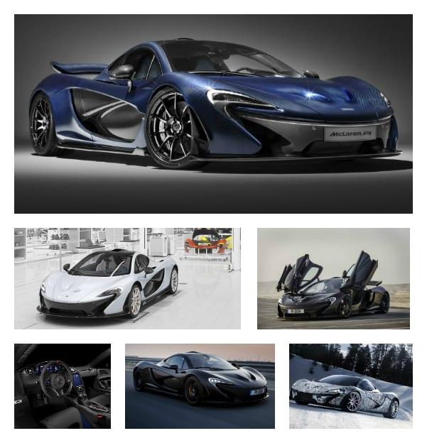 McLaren-P1 phev
