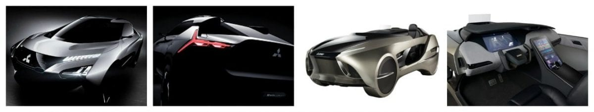 Top 5 EV news week 42 mitsubishi concept