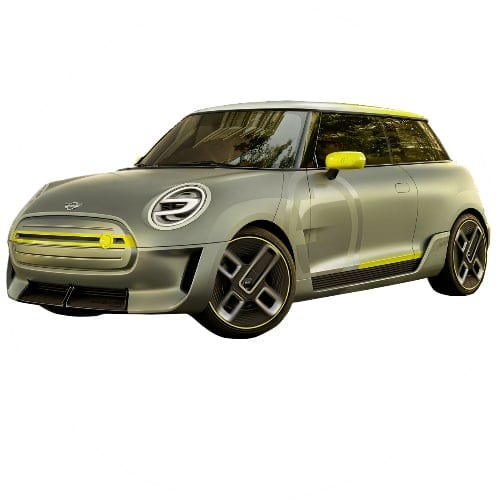 Mini could be the BMW mass-market electric car