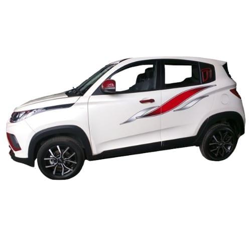 Mahindra-KUV100-EV