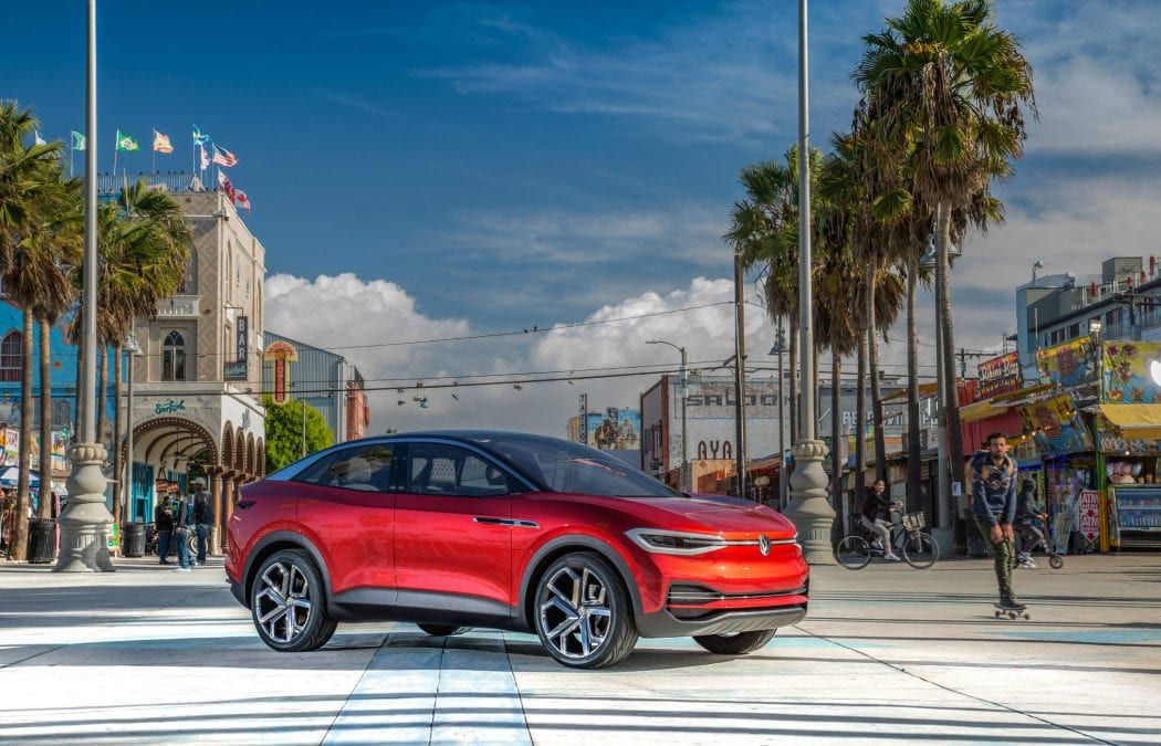 See the VW I.D. Crozz at the LA Auto Show 2017