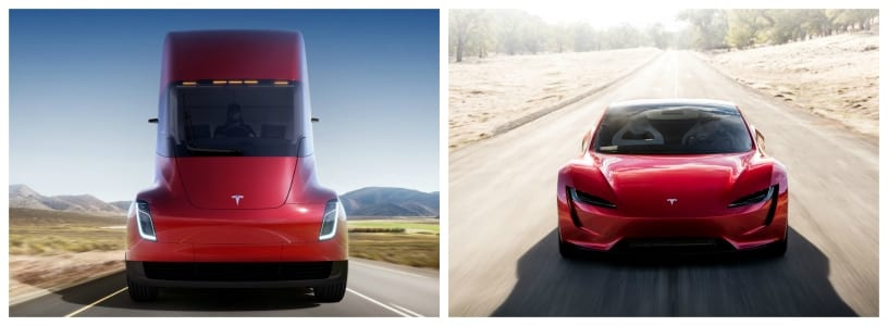 Tesla-Semi-and-Roadster
