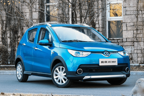 Comparing the BAIC EC180