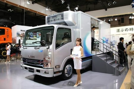 Isuzu LDV Truck Top-5-EV-newsletter-week-3-2018