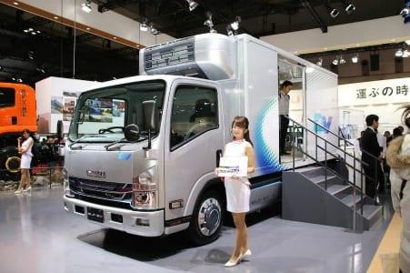 Isuzu Elf N Series LDV EV Truck | Specs | Range | Review