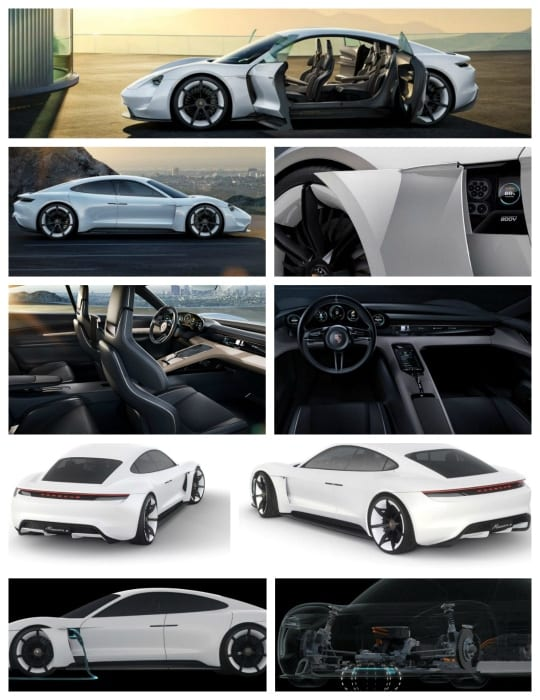 Porsche-Mission-E-EV-pictures