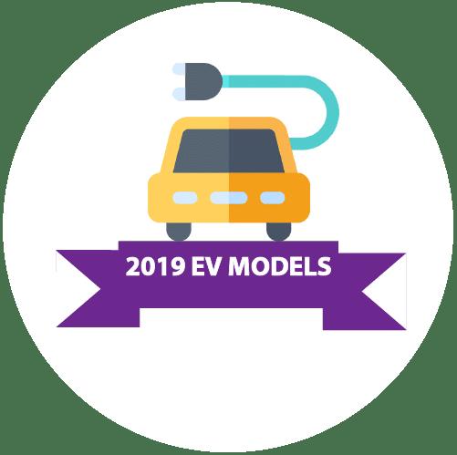 complete list 2019 ev model specs