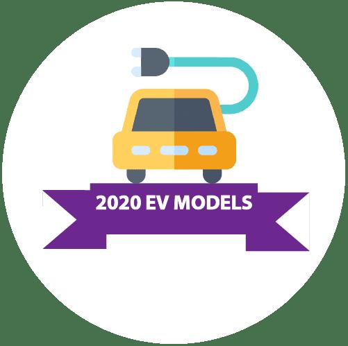 complete list 2020 ev model specs