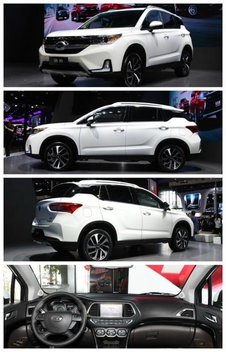 GAC-Mitsubishi-Qizhi-PHEV-SUV-pictures