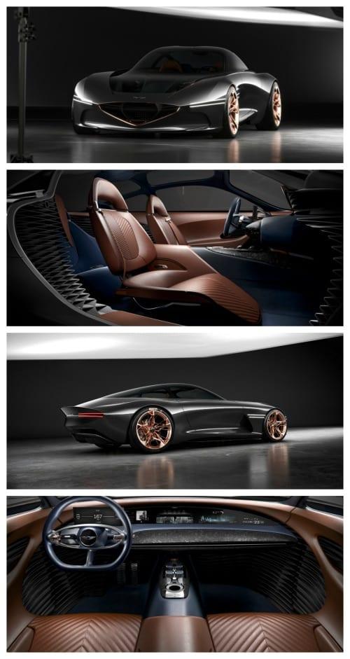 Genesis-Essentia-Concept EV pictures