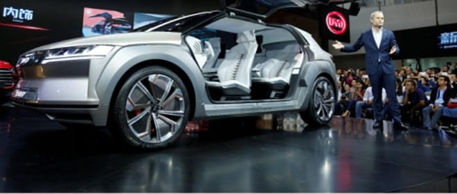BYD E-SEED CONCEPT SUV