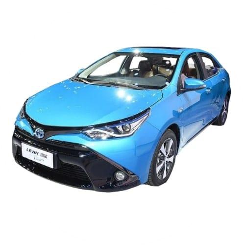 Toyota-levin-phev