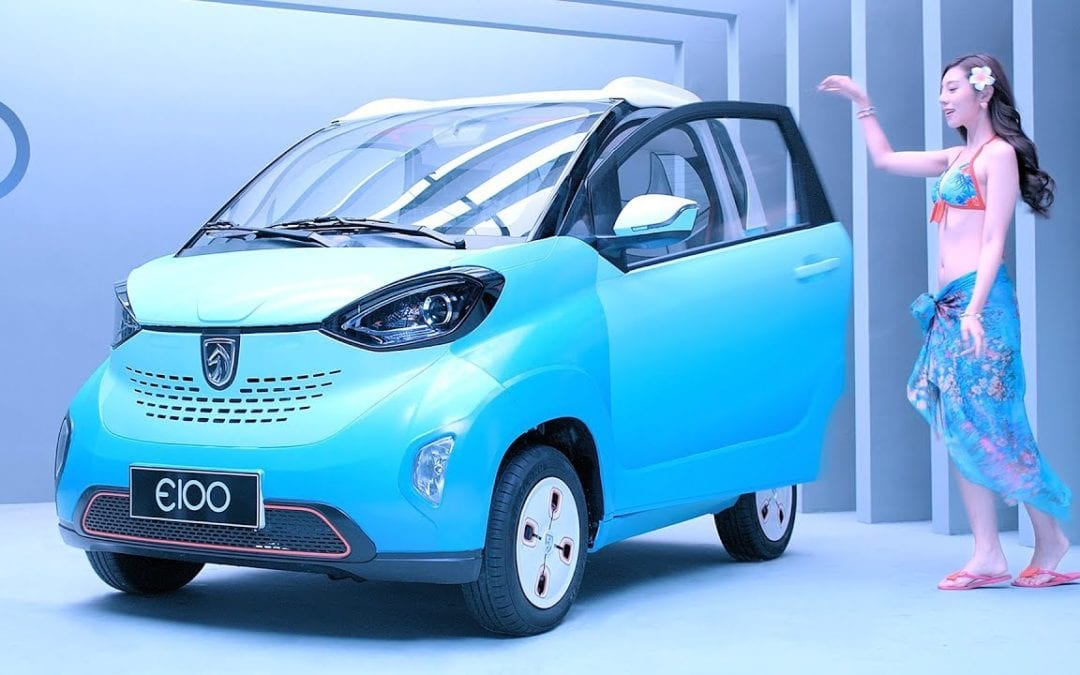 Which Is The Best Small Ev In China We Rank Top Electric Cars