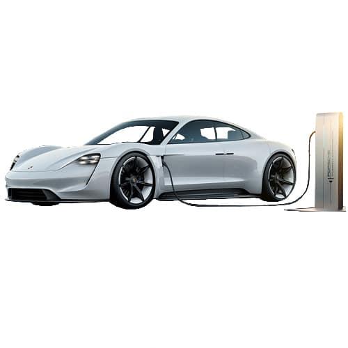 Porsche-Taycan-charging