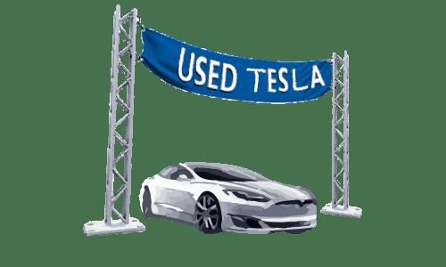 Used-Tesla