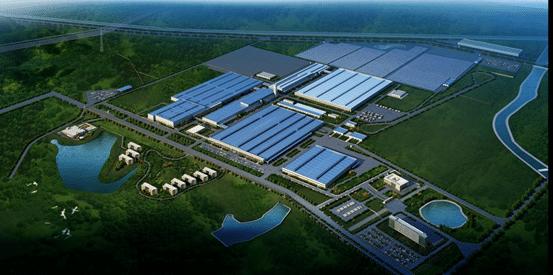 Changhe-EV-plant