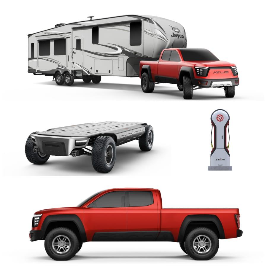 Atlis-XT-EV-pickup-pictures