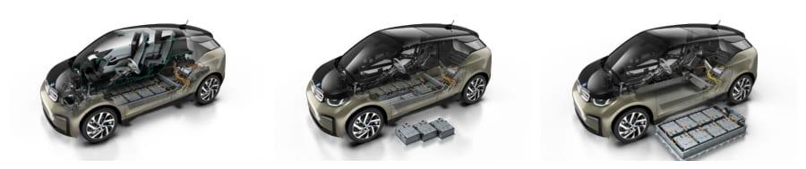 Top 5 EV NEws Week 39 BMW-i3-120Ah-2019-battery-pack
