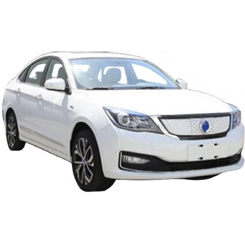 Dongfeng-Citroen Fukang ES500-新车或命名为富康ES500