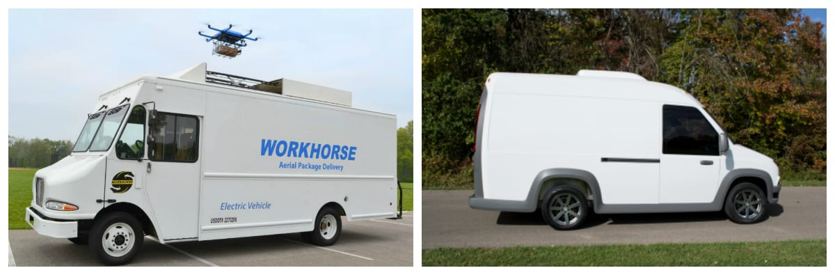 Workhorse N-GEN 1000 EV Van | Specs | Range | Battery | Price
