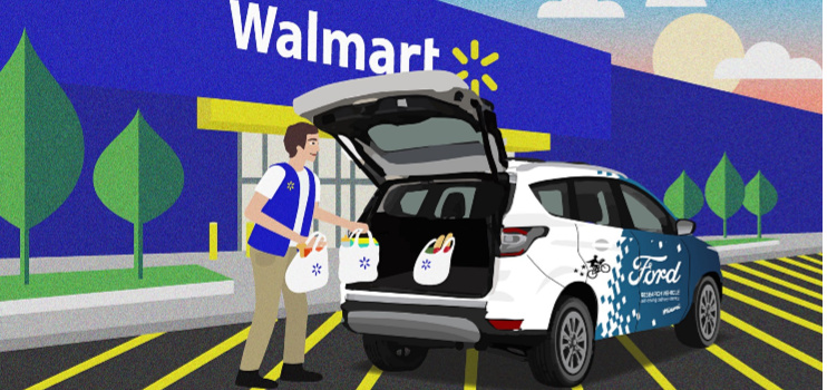 Ford-Walmart-Postmates-team-up-Top-5-EV-news-week-46-2018-