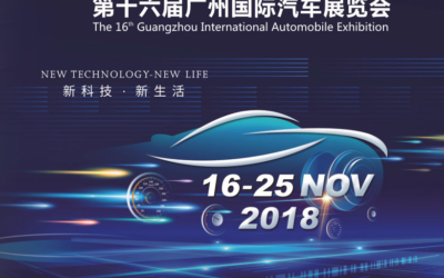List of Electric Vehicles at the 2018 Guangzhou Auto Show