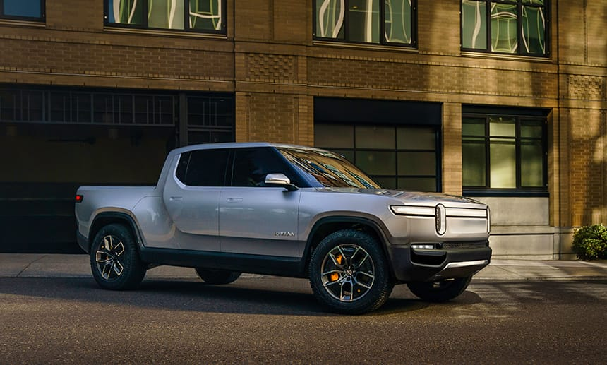 Top-5-EV-news-Rivian-R1T-EV-pickup-Cover-image