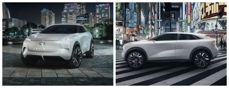 Infiniti-CUV-revealed Top-5-EV-news-week-1-2019