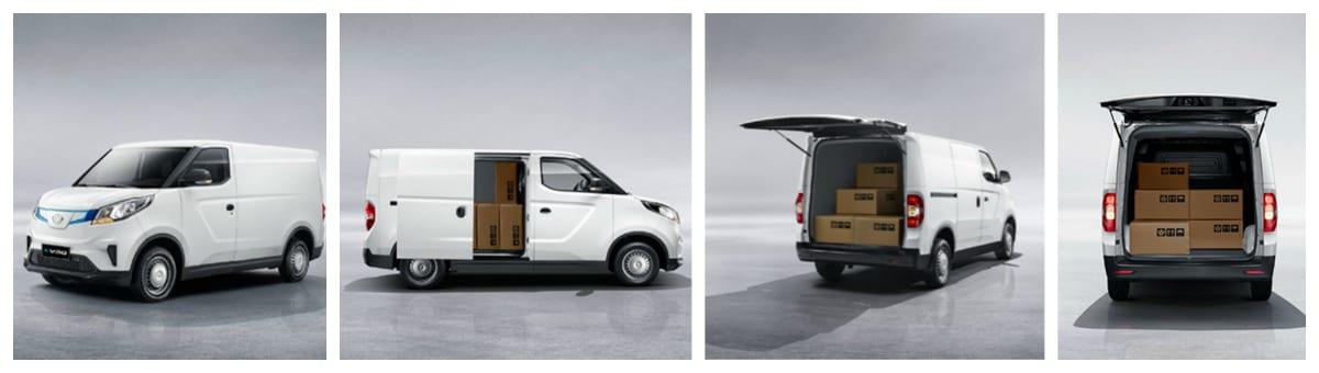 SAIC-maxus-EV30-pictures
