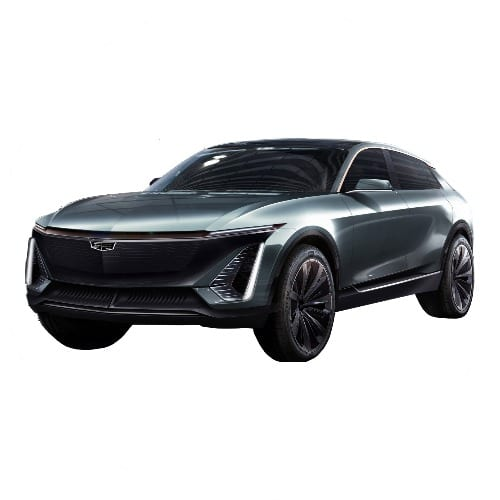 Cadillac Electric Vehicles