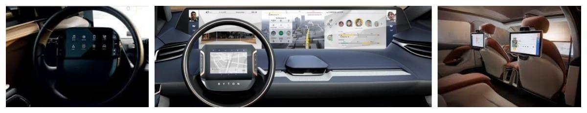 Top-5-EV-news-Week-2-2019-wattev2buy-Byton-SED-display-and-Cockpit