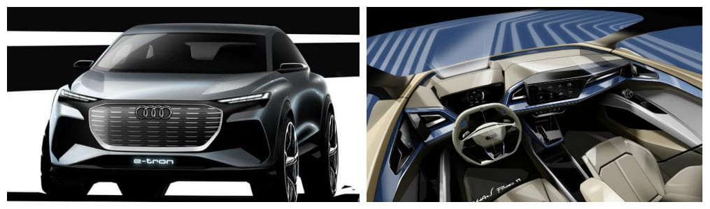 Audi-q4-ev-sketches-top-5-ev-news-week-7-2019